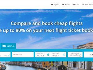 Travel Website | Potential Profit: 5000$/month