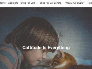 Cat Foods & Cat Supplies Website | Potential Profit: 5000$/month