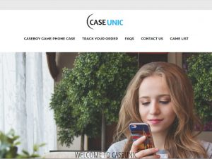 Phone Case Brand Dropship Ecommerce Website | Potential Profit: 5000$/month